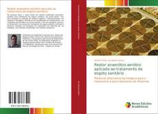 Buchcover von Reator anaeróbio-aeróbio aplicado ao tratamento de esgoto sanitário