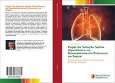 Papel da Solução Salina Hipertônica no Remodelamento Pulmonar na Sepse kitap kapağı