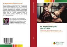 Capa do livro de As Representações Discursivas