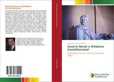 Capa do livro de Guerra Naval e Ditadura Constitucional