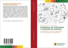 Capa do livro de Arquitetura da informação e avaliação de websites