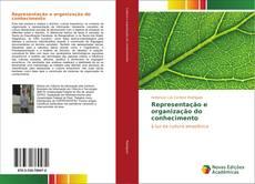 Bookcover of Representação e organização do conhecimento