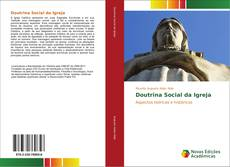 Capa do livro de Doutrina Social da Igreja