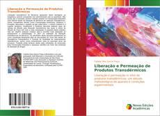Capa do livro de Liberação e Permeação de Produtos Transdérmicos