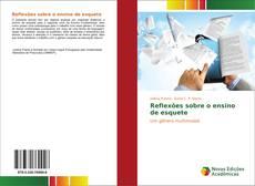 Buchcover von Reflexões sobre o ensino de esquete