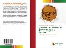 Capa do livro de Framework de Padrões de Segurança para Transformações de Modelos