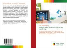 Capa do livro de Otimização de um sistema de controle