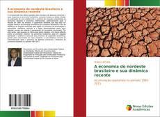 Capa do livro de A economia do nordeste brasileiro e sua dinâmica recente