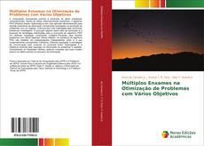 Buchcover von Múltiplos Enxames na Otimização de Problemas com Vários Objetivos