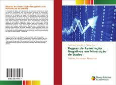 Capa do livro de Regras de Associação Negativas em Mineração de Dados