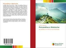 Capa do livro de Psicanálise e Nietzsche