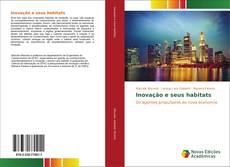 Capa do livro de Inovação e seus habitats