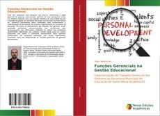 Buchcover von Funções Gerenciais na Gestão Educacional