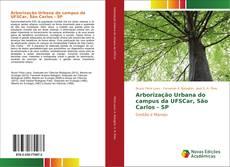 Portada del libro de Arborização Urbana do campus da UFSCar, São Carlos - SP