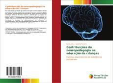 Capa do livro de Contribuições da neuropedagogia na educação de crianças