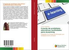 Portada del libro de Criação de protótipos educativos multimédia para eLearning
