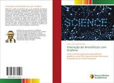 Capa do livro de Interação de Ansiolíticos com Grafeno