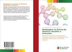 Capa do livro de Modelagem no Ensino de Química: desafios e evoluções