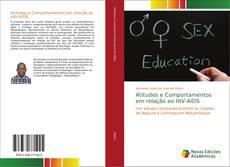 Capa do livro de Atitudes e Comportamentos em relação ao HIV-AIDS