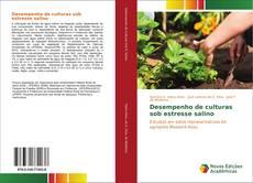 Buchcover von Desempenho de culturas sob estresse salino