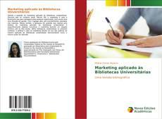 Обложка Marketing aplicado às Bibliotecas Universitárias
