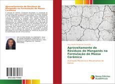 Обложка Aproveitamento de Resíduos de Manganês na Formulação de Massa Cerâmica