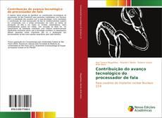 Bookcover of Contribuição do avanço tecnológico do processador de fala