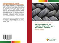 Portada del libro de Desenvolvimento de Material Alternativo para Isolamento Térmico