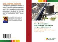 Capa do livro de Uso de simuladores hidráulicos e aplicativos de geoprocessamento