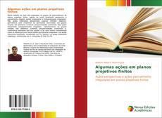 Bookcover of Algumas ações em planos projetivos finitos