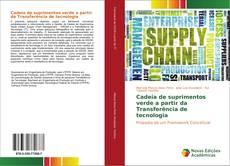 Capa do livro de Cadeia de suprimentos verde a partir da Transferência de tecnologia