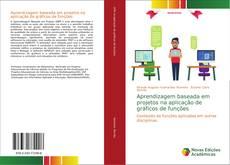 Buchcover von Aprendizagem baseada em projetos na aplicação de gráficos de funções