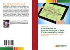 Capa do livro de Repositórios de aprendizagem de Língua Portuguesa: alternativas