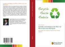 Bookcover of Gestão estratégica de RSU no Município de Alenquer