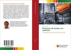 Bookcover of Processo de testes em motores