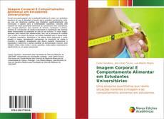 Capa do livro de Imagem Corporal E Comportamento Alimentar em Estudantes Universitárias