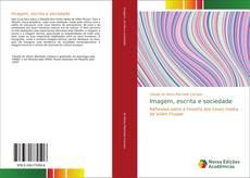 Capa do livro de Imagem, escrita e sociedade