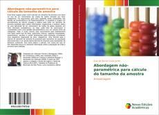 Bookcover of Abordagem não-paramétrica para cálculo do tamanho da amostra