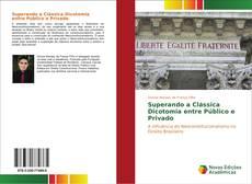 Superando a Clássica Dicotomia entre Público e Privado kitap kapağı