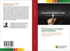 Buchcover von IT Governance in Public Administrations