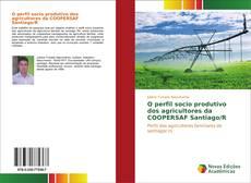 Capa do livro de O perfil socio produtivo dos agricultores da COOPERSAF Santiago/R
