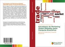 Buchcover von Estratégias de Marketing Global adotadas pelas franquias Brasileiras