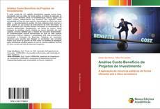 Capa do livro de Análise Custo Benefício de Projetos de Investimento