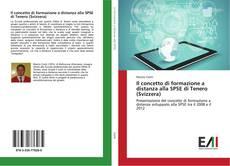 Bookcover of Il concetto di formazione a distanza alla SPSE di Tenero (Svizzera)