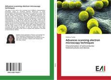 Couverture de Advances scanning electron microscopy techniques