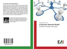 Copertina di A Dynamic Network Model