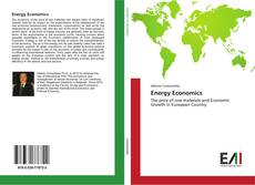 Bookcover of Energy Economics