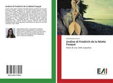 Buchcover von Undine di Friedrich de la Motte Fouqué
