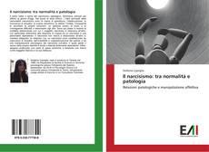 Capa do livro de Il narcisismo: tra normalità e patologia