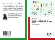 Istituzioni del mercato del lavoro e legge di Okun nei paesi OCSE kitap kapağı